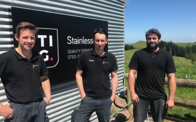 TIG Stainless Ltd Built Strong Relationships at Advanced Accounting's Business Development Group